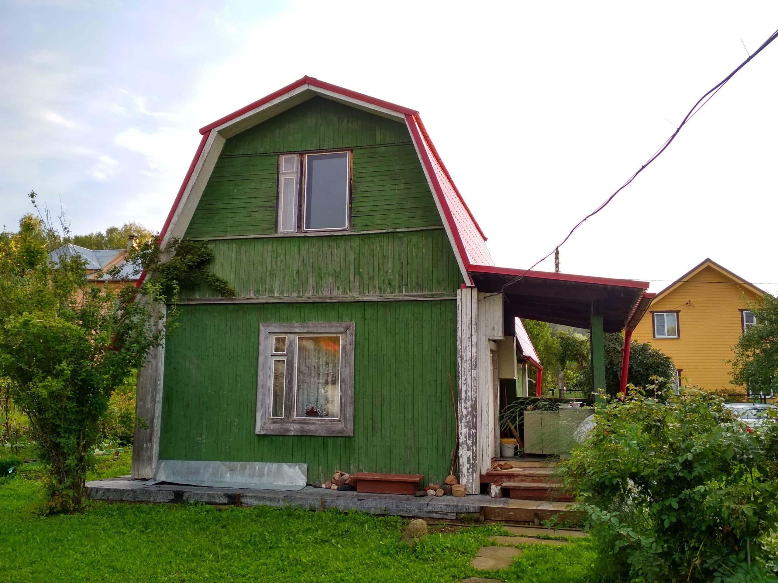 moskovskaja oblast stupinskii raion staraja dacha scaled - Монтаж сайдинга